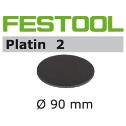 Disques abrasifs Festool STF D90/0 PL2 grain 1000 par 15