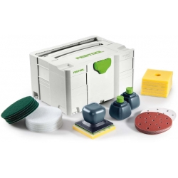Kit applicateur d'huile Festool Surfix OS-SYS3-SET
