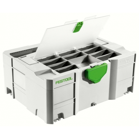 Systainer Festool T-LOC SYS 2 TL-DF