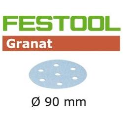 Disques abrasifs Festool STF D90/6 GR grain 40 par 50