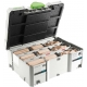 Assortiment de DOMINO XL Festool en hêtre DS/XL D8/D10 306 BU