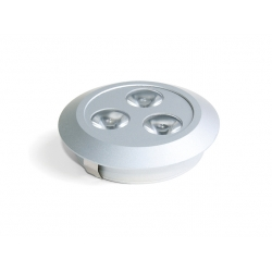 Applique led emuca Trialfa aluminium