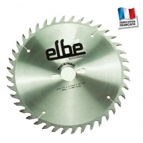 ELBE Lame de scie circulaire D.160 48Z als.20