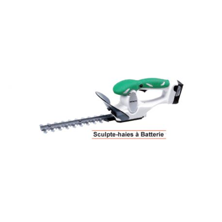 Sculpte Haies Hitachi CH10DL batterie
