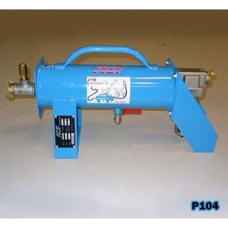 ACF épurateur d'air p104 pour sableuse Topolino
