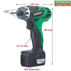 Visseuse Hitachi DB 10 DL