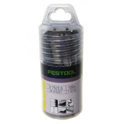 Lame scie sauteuse Festool standard S75/2,5 par 100