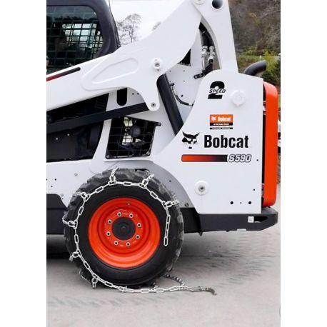 Chaine neige pour pneus Bobcat