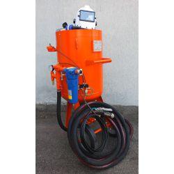 Sableuse Protech SCX150 CL16/2 avec kit de travail