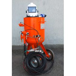 PROTECH Sableuse SCX60 (60L) avec équipement complet