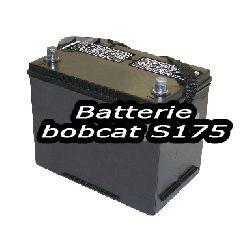 Batterie Bobcat modele S175