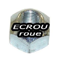 Ecrou roue 753 / 773