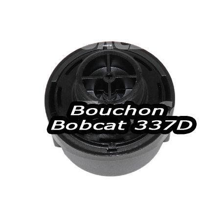 Bouchon réservoir huile hydraulique Bobcat 337D