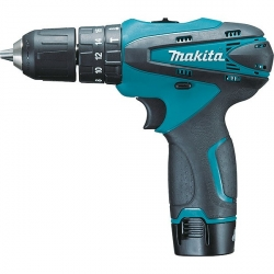MAKITA Perceuse visseuse à percussion 10,8V HP330DWJ