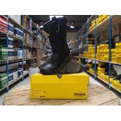 Destockage Diadora Bottes de sécurité rising boot S3 CI-SRA T42