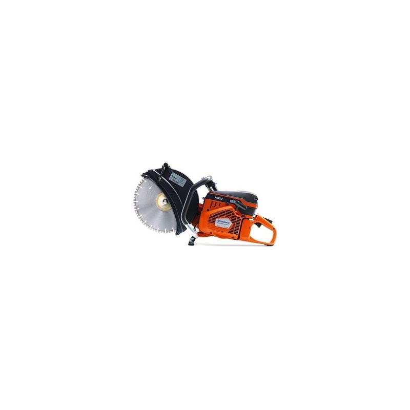 Husqvarna d coupeuse thermique k970 350mm k 970 350 1 - Coupe bordure thermique husqvarna ...