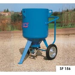 ACF Sableuse SF156 (170L) avec équipements