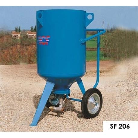 ACF Sableuse SF206 (200L) avec équipements