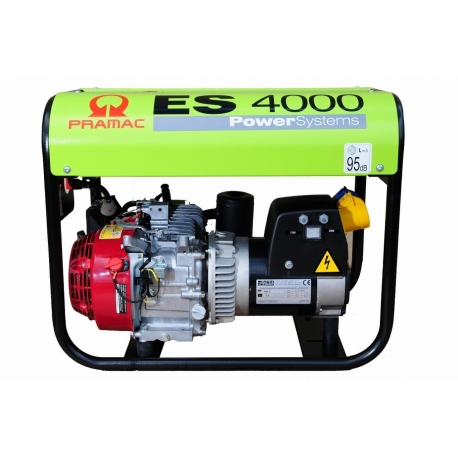 Groupe Electrogène PRAMAC Série ES Mod ES 4000 –3.4 KVA