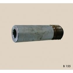ACF Buse de sablage cylindrique en carbure de bore