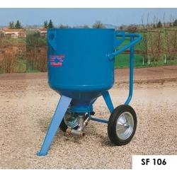 ACF Sableuse SF106 (130L) avec équipements