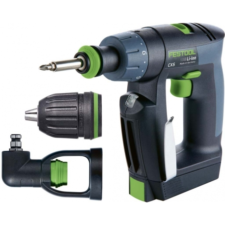 FESTOOL Perceuse Visseuse CXS Li 2.6 SET