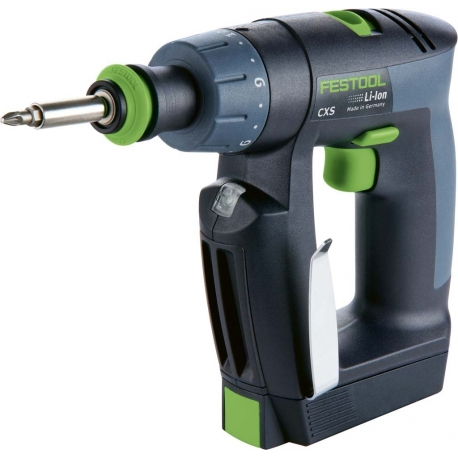 FESTOOL Perceuse Visseuse CXS Li 2.6 PLUS