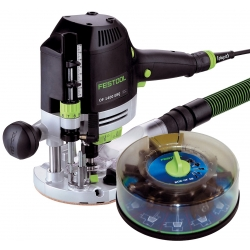 FESTOOL Defonceuse Festool OF 1400 EBQ PLUS + Box-OF-S 8/10x HW