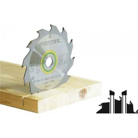 Festool Lame de scie standard 160x2,2x20 W18