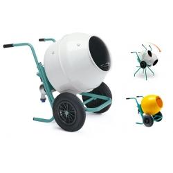 IMER Mini Bétonnière électrique ROLLBETA (cuve plastique)