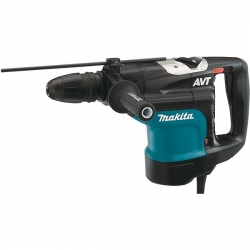 MAKITA Perfo burineur  SDS-Max HR4501C  OFFERT 1 meuleuse 230mm 2200W