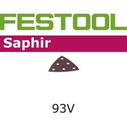 Abrasifs Festool STF V93/6 SA P80 par 25