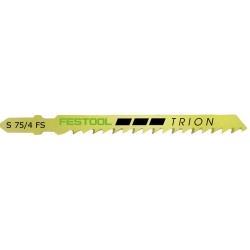 Lames Festool standard S75/4 FS TRION par 20