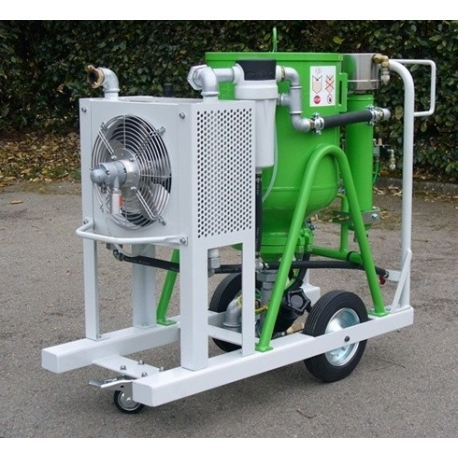 ACF Hydrogommeuse SL58 (50L) COMPLETE