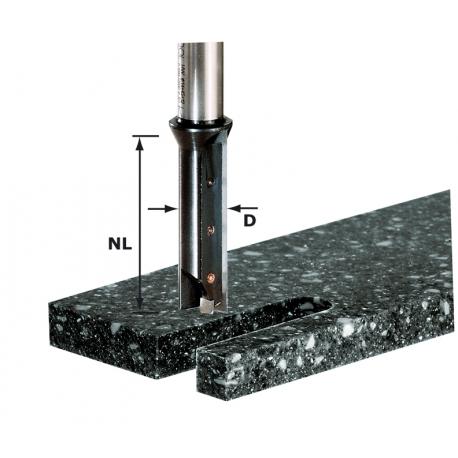 Fraise à profiler avec plaquettes de rechange Festool S12 HW D14