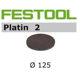 Disques abrasifs Festool STF D125/0 grain PL2 2000 par 15