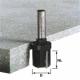 Fraise à affleurer Festool S12 HW D19/25 ss