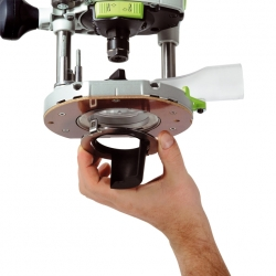 Dispositif d'évacuation de copeaux Festool KSF-OF 1400
