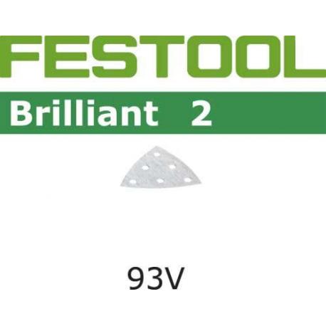 Abrasifs Festool STF V93/6 BR2 P40 par 50