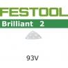 Abrasifs Festool STF V93/6 BR2 P220 par 100