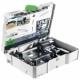 Kit pour le perçage de pistes perforées Festool LR 32-SYS