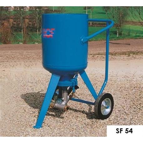 ACF Sableuse SF54 (50L) sans équipement