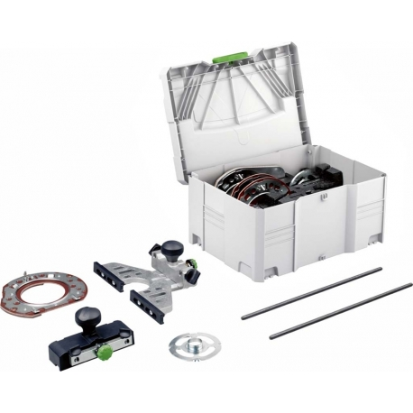 Systainer accessoires Festool ZS-OF 2200