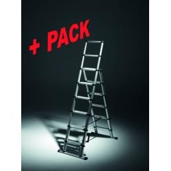 Echelle Telesteps combi 2m30 plus pack