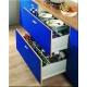 Cotés de tiroir Gasperin Speedbox 526 x 95