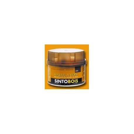 Mastic SINTOBOIS Acajou - 500ml