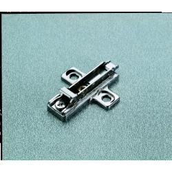 Embase clipsable 3 reglages epaisseur 3mm