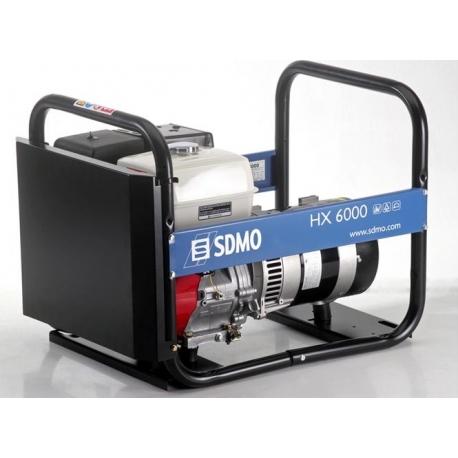 Groupe electrogene SDMO HX 6000
