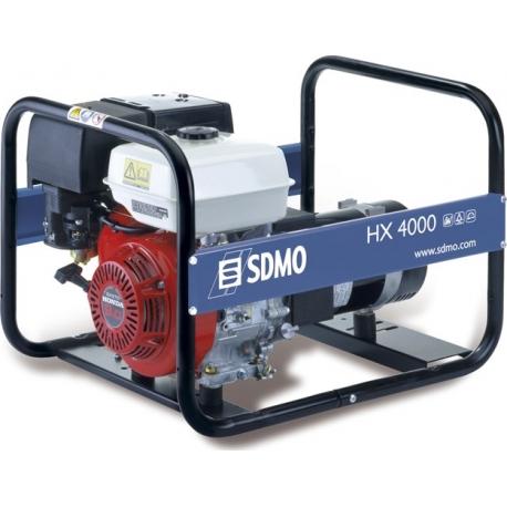 Groupe electrogene SDMO HX 4000