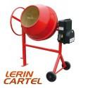 Bétonnière électrique Lerin Cartel